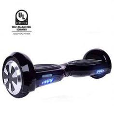 9. Spadger Self-Balancing Scooter UL2272