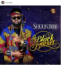 """Welcome to Solenzo blog: Here is Why Shuun Bebe's New Album Is Titled """"Blac..."""