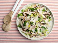 Portobello Mushroom Salad #myplate #veggies