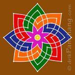 This page provides free Rangoli designs for numerous Hindu Festivals. Rangoli is also known as Kolam, Mandana, Chowk Purna, Alpana, Aripana and Muggu. Simple Rangoli Border Designs, Rangoli Borders, Rangoli Designs Flower, Free Hand Rangoli Design, Rangoli Patterns, Small Rangoli Design, Rangoli Ideas, Rangoli Designs Diwali, Rangoli Designs With Dots