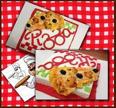 Tarta Pizza.