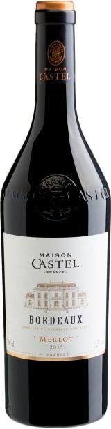 Bordeaux Maison Castel Classics AOP 2015
