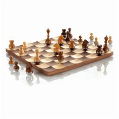 Not only is chess an awesome game it can also be home decor or a piece of art!