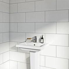 Verona Bumpy White Glossy Ceramic Wall 250x400mm
