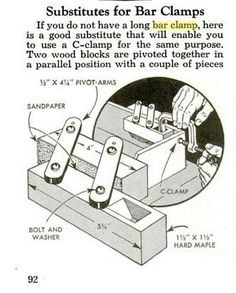 Pivoting Clamps