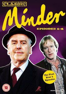 Minder  - British comedy drama starring George Cole and Dennis Waterman