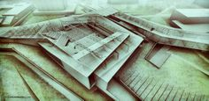architectural rendering and illustration blog // great for photoshopping renderings