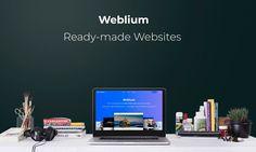Kreator stron Weblium: jak stworzyć stronę przez 2 dni