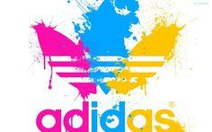 Colorful Adidas Wallpaper ~ Sdeerwallpaper