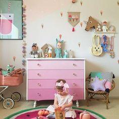 Dormitorio-espacio de juego