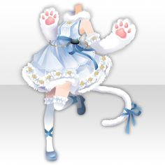 Manga Clothes, Drawing Clothes, Kawaii Clothes, Model Outfits, Girl Outfits, Cute Outfits, Cartoon Outfits, Anime Outfits, Cute Lamb
