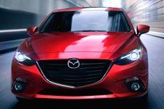 2015 Mazda Mazda3 s Grand Touring Sedan Exterior