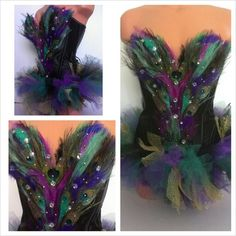 Peacock costume  by Vixen Designs
