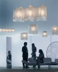 Artemide Logico Suspension 3 x 120