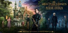 """Miss Peregrine's Home for Peculiar Children: A Mormon Movie Guy review by  