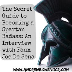 the secret guide to becoming a spartan badass