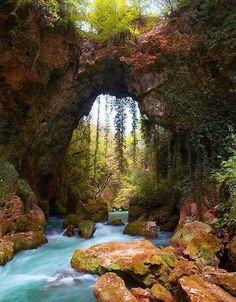 Theogefyro (bridge made by God...) in Ioannina