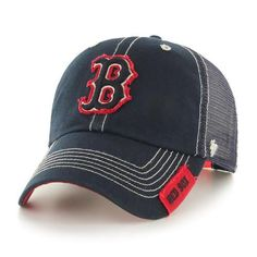 d12d4e6abbf Relaxed Fit Adjustable Boston Red Sox Hat