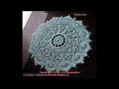 Doily Patterns, Crochet Patterns, Crochet Doilies, Ravelry, Tapestry, Make It Yourself, Knitting, Blog, Dolls