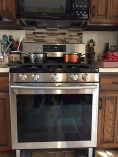 samsung 30 in 58 cu ft gas range with and fan convection oven in stainless steel