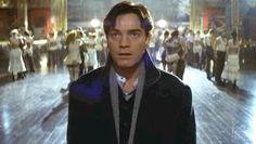 Ewan McGregor as Christian in Moulin Rouge