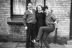 Richard Starkey and his family (Photographs from Ringo's e-book)