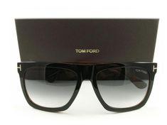 Tom Ford Black/Havana Tf0513 05b Ft0513 Unisex Morgan Sunglasses - Tradesy Tom Ford Sunglasses, Gradient Color, Prescription Lenses, Havana, Toms, Unisex, How To Wear, Clothes, Black