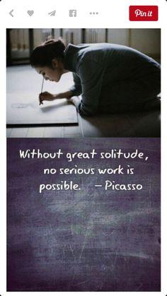 Picasso   Inspiration for Introvert Creative Entrepreneur