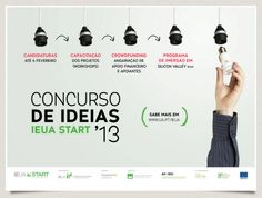 Concurso de Ideias | #IEUAStart | #Massivemov