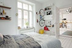 HOME: квартира в скандинавском стиле