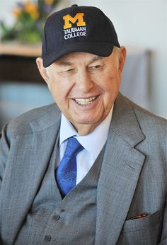 Alfred Taubman gives $12.5 million for architecture, urban planning facilities at #UMich