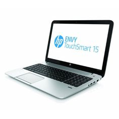 "HP Envy Touchsmart 15 Intel Quad Core i7-4700MQ 2.4GHz 8GB, 750GB 15.6"" Laptop. Deal Price: $649.99. List Price: $1099.99. Visit http://dealtodeals.com/hp-envy-touchsmart-intel-quad-core-i7-4700mq-4ghz-8gb-750gb-laptop/d19222/laptops-netbooks/c33/"