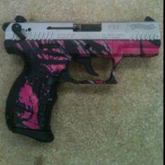Matching gun