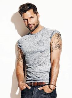 Ricky Martin, always going to love this man!