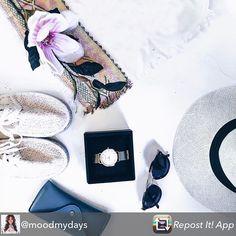 Repost from @moodmydays using @RepostRegramApp - ✖️MOOD✖️ - Qui a dit que l'été était fini ? ☀️ •Shoes : #gemo •Watch : #andreasosten •Sunnies : #kaptenandson •Scarf : #diwaliparis  #bekapten #sunnies #sunglasses #summer #shoes #cordes #espadrilles #basket #hat #scarf #watch #womanwatch #woman #jewels #jewelery #flatlays #flatlay #mood #instamood #instagood #good #picoftheday #photooftheday #instadaily #instagrammers #frenchblogger
