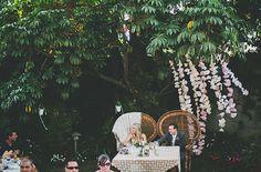 """Slo Living"" in San Luis Obispo: Modern Meets Boho at this Free People-Inspired Wedding Wedding Music, Chic Wedding, Wedding Trends, Wedding Bells, Dream Wedding, Wedding Shoes, Wedding Loans, Sitting In A Tree, Wedding Seating"