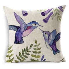 es.aliexpress.com store product Free-Shipping-Hand-painted-flowers-and-birds-Cotton-Linen-Pillow-Case-Sofa-Home-Decor-Throw-Cushion 1739203_32307566822.html