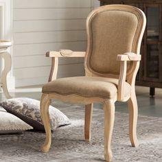Safavieh Mercer Collection Mario Arm Chair Cream AMAZON BEST BUY ChristmasGifts