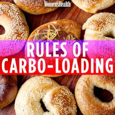 The 9 Must-Know Rules of Carbo-Loading