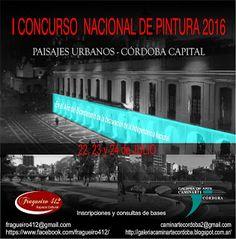 Cultura de Córdoba: I Concurso nacional de Pintura 2016 - Aire libre -...
