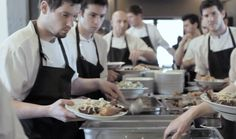 Noma: Staff Meal