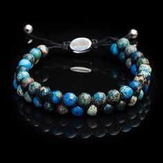 Blue accessories - bracelet bleu