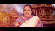 Kuzhaloothi Manamellam | K S Chithra | VIDEO