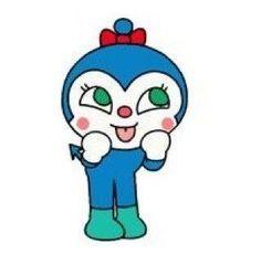 キャラクター,ドキンちゃん,アンパンマン,青バージョン,名前