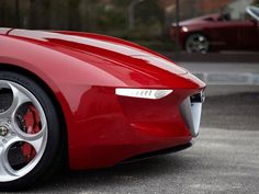 Sergio Pininfarina - Alfa Romeo Concept Duettotanta