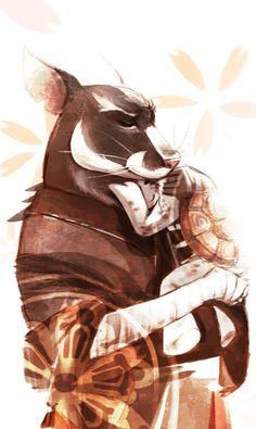 Master Splinter :)