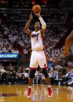 Miami Heat - Chris Bosh