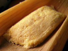 Easy Corn Tamales Recipe : Marcela Valladolid : Food Network - FoodNetwork.com
