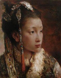 tang wei min | Tang Wei Min est né en 1971 à Yong Zhou en Chine