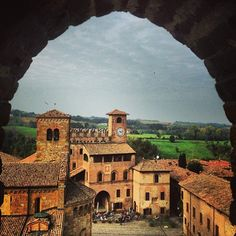 Castell'Arquato - Instagram by @my_italy